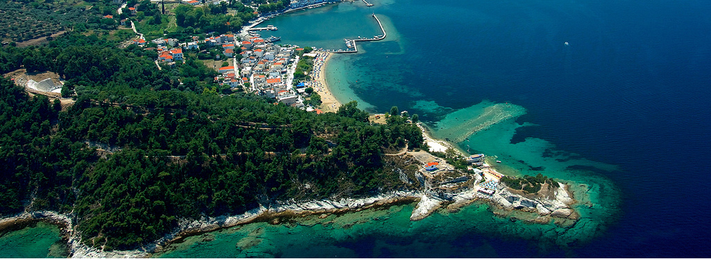 greek islands thassos