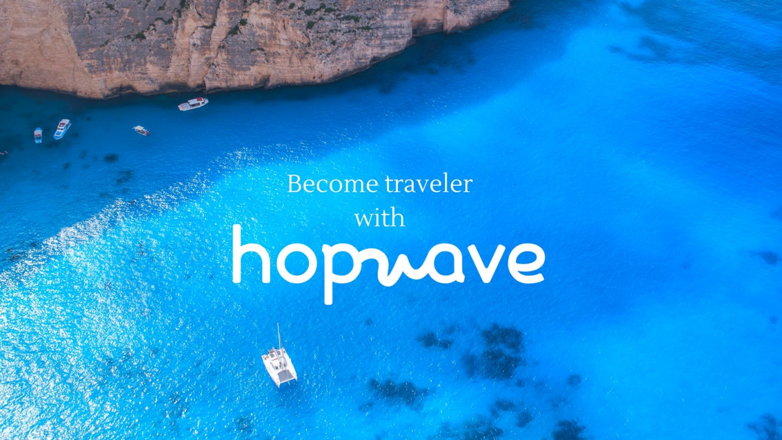 To become a hopwaver is to become a traveler