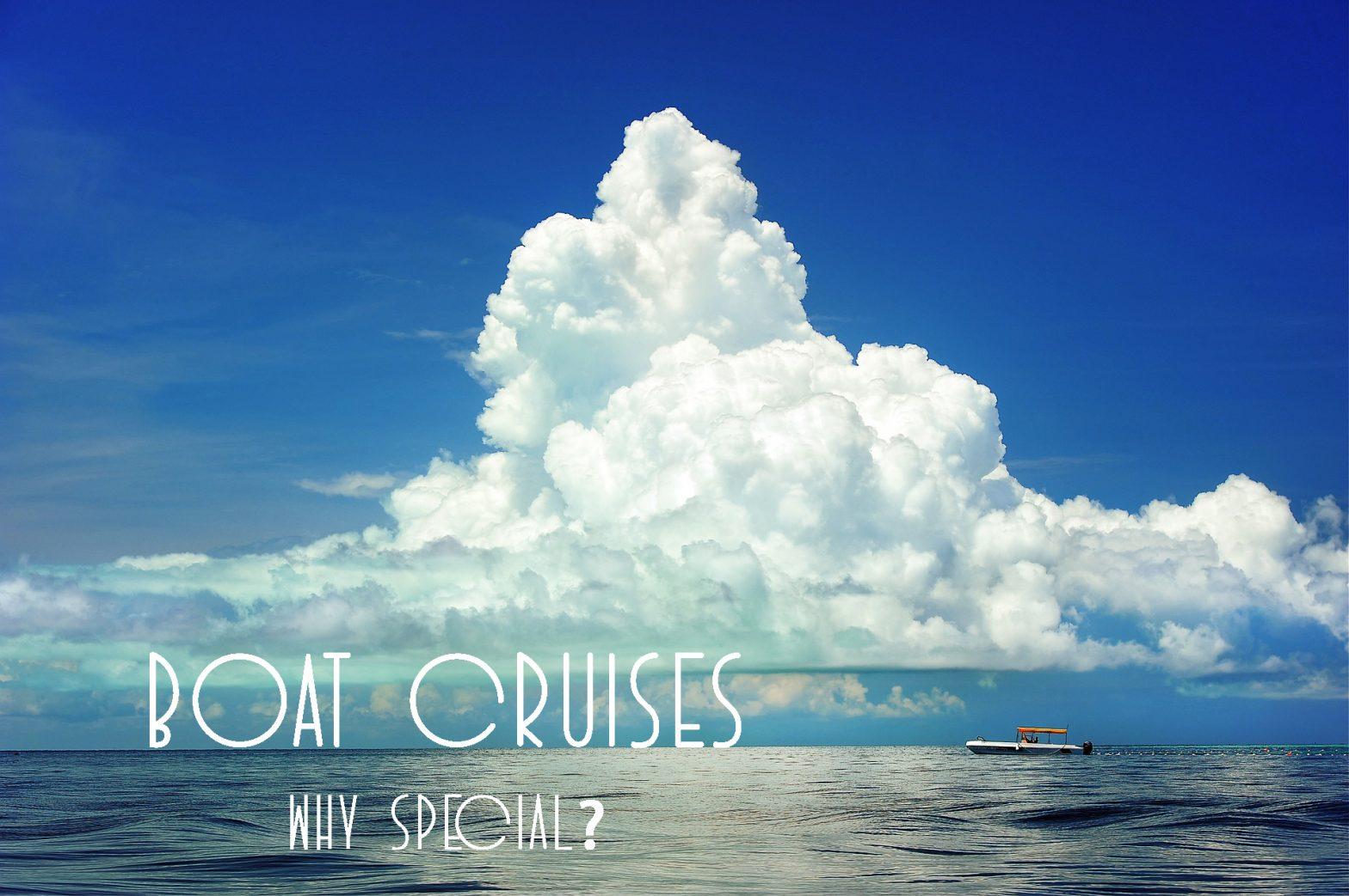 A Boat Cruise around Greek Islands…